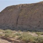 Il monticolo di Tell Gomel