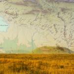 Distribuzione dei siti individuati dal Progetto Archeologico Regionale Terra di Ninive