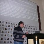 Il geoarcheologo, Dott. Andrea Zerboni